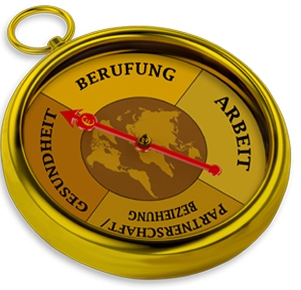 Ziel³ Kompass für Persönlichkeit & Lebensplan